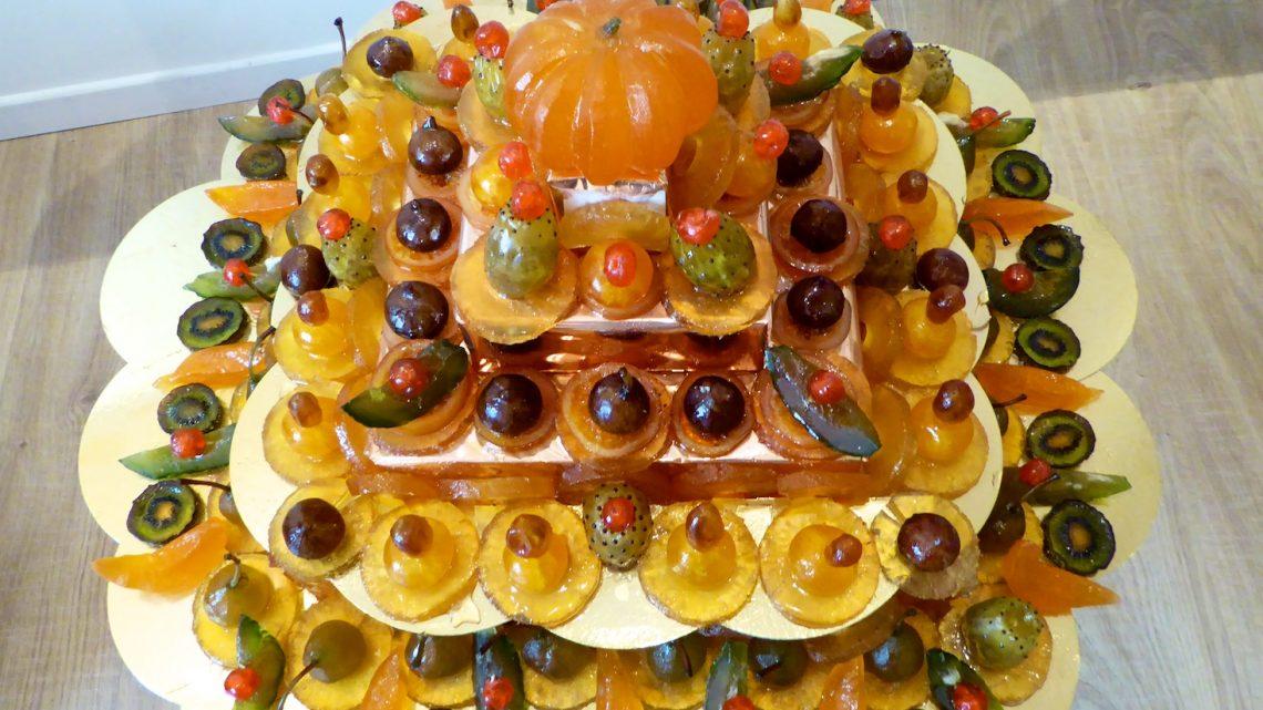 Lilamand Confiseur candied fruits at L'Isle-sur-la-Sorgue, Luberon, Vaucluse, Provence, France