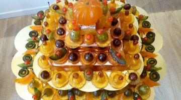 Lilamand Confiseur candied fruits at L'Isle-sur-la-Sorgue, Luberon, Vaucluse, Provence, France
