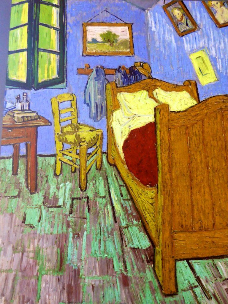 Carrières de Lumières 2019 Van Gogh's La Chambre