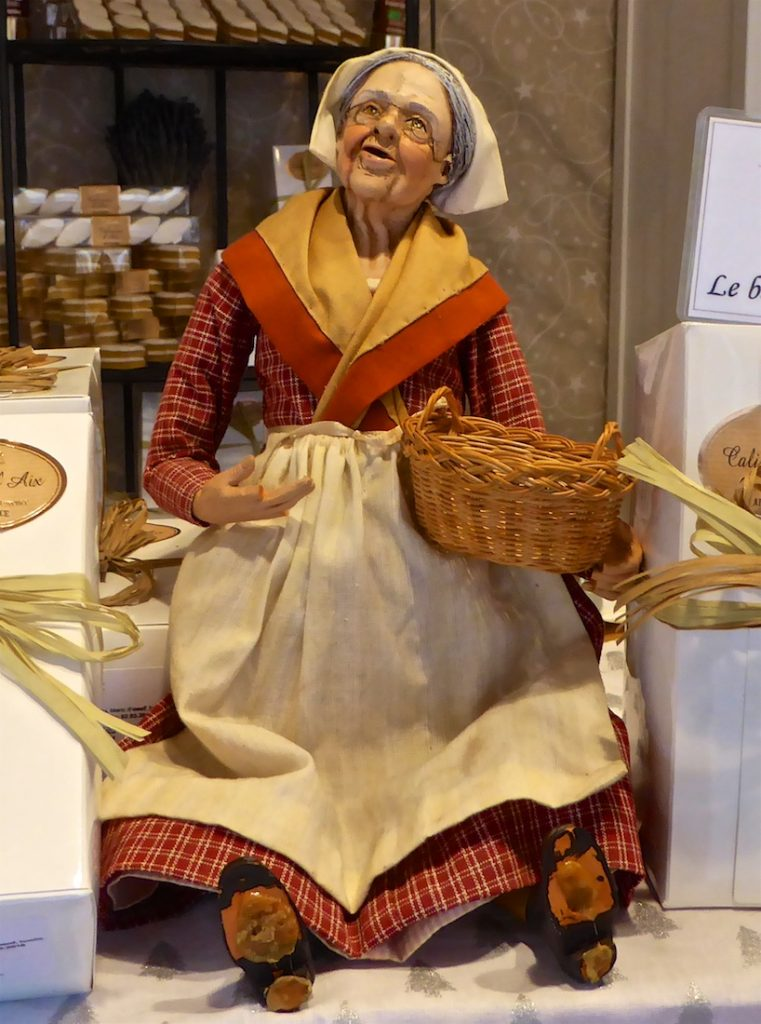 Christmas Santons from Provence