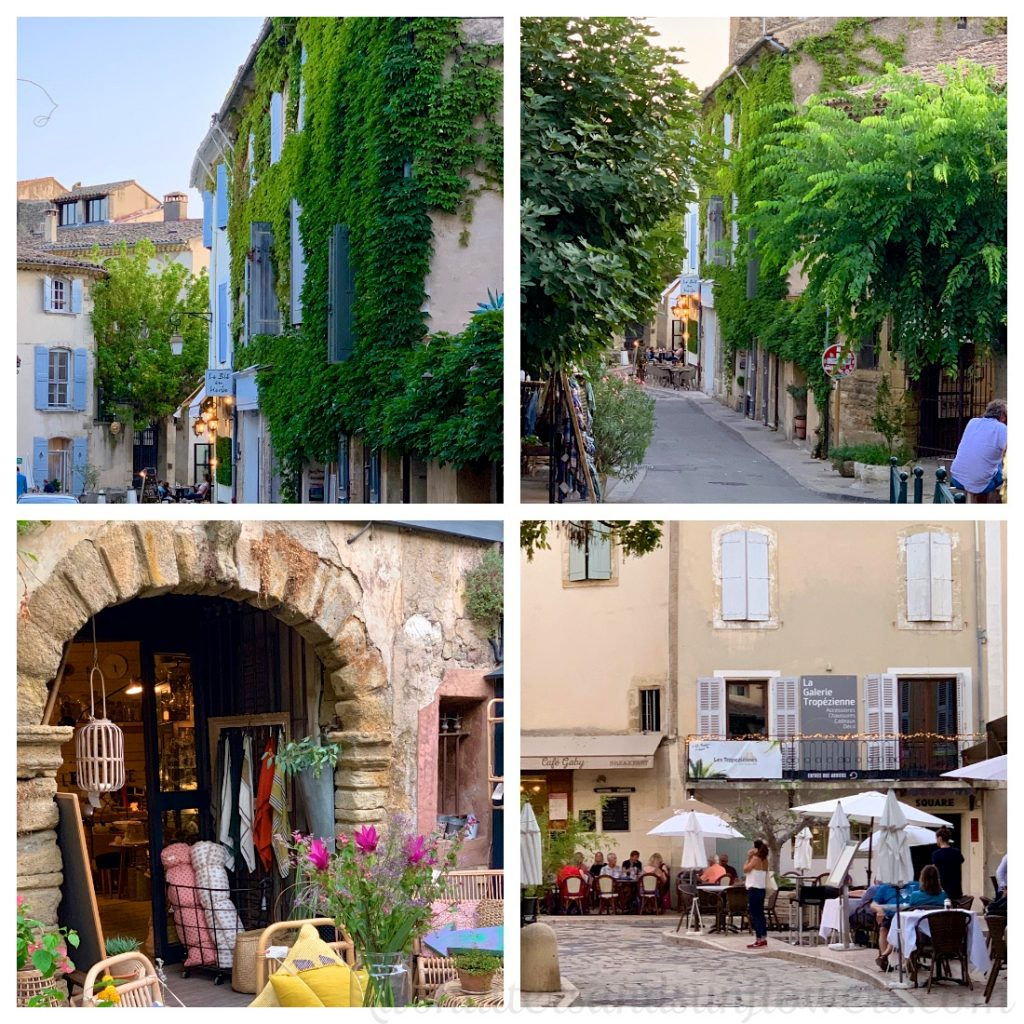 Images of Lourmarin, Luberon, Vaucluse, Provence, France