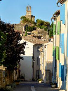 Maison des Cerises, a village house to rent in Lourmarin