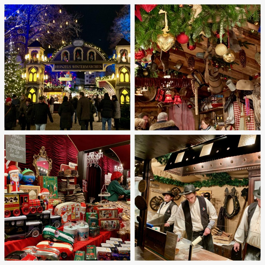 Cologne Christmas market 2019