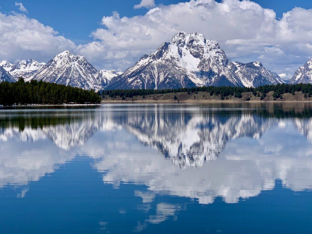 The Tetons, Grand Teton National Park, Wyoming, USA