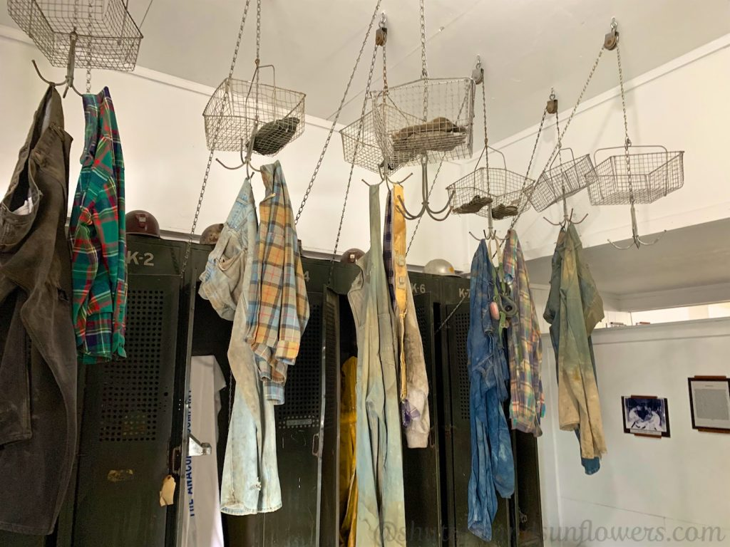 Clothes in the Miners Dry, Butte, Montana, USA